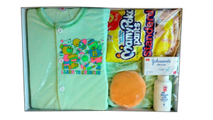 New Born Baby Gift Set - Cotton