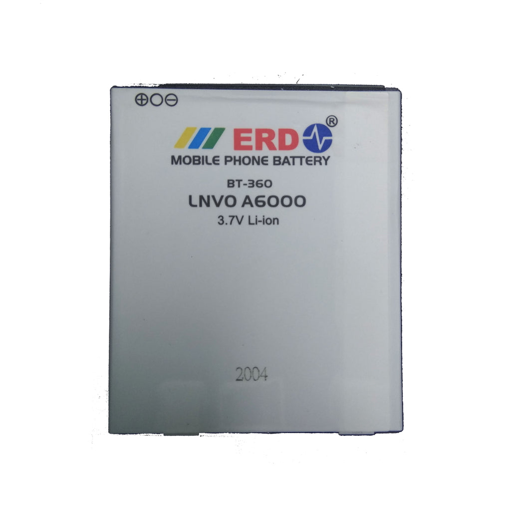 Mobile Phone High Capacity Battery for Lenova A6000