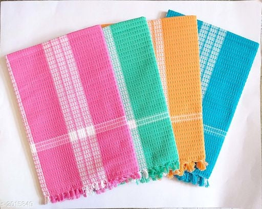 Elegant Bath Towel set of 4