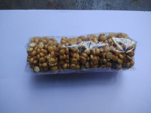 Pori Kadalai Urundai - Fried Gram Joggery Sweel Ball (10 Pcs)