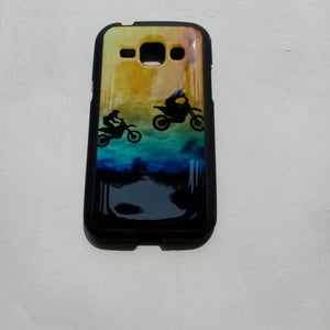 Samsung J1 Multi Colour Back Cover