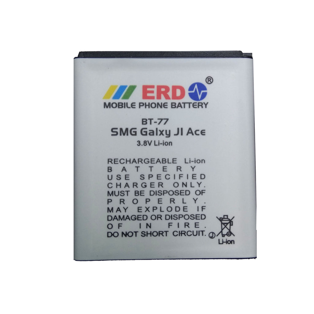 Mobile Phone High Capacity Battery for Samsung Galaxy J1 ace