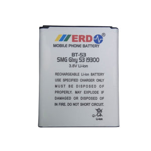Mobile Phone High Capacity Battery for Samsung Galaxy S3 i9300