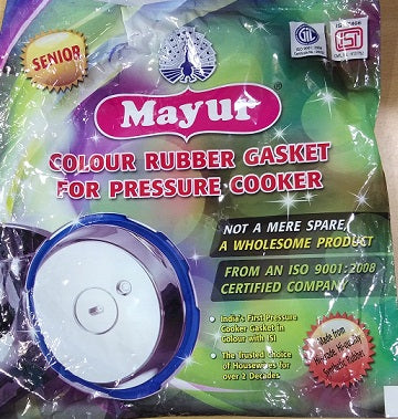 Senior Cooker gasket suitable for 7.5/10/12 Litres Prestige and Butterfly Pressure Cooker
