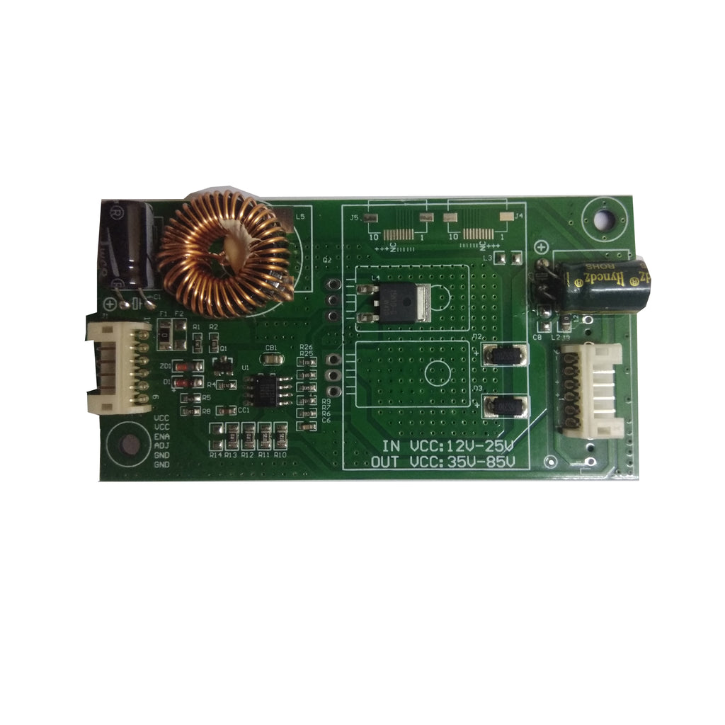 Single Coil Led Lcd Driver and led TV back light driver board TV constant current board boost universal modification