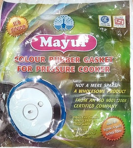 Sub Junior Cooker Gasket suitable for Butterfly 3 Litres and Prestige 3&4 Litres Pressure Cooker