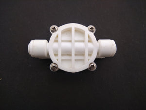 Four Way Shut Valve 1/4 inch for RO Reverse Osmosis Water Filter System