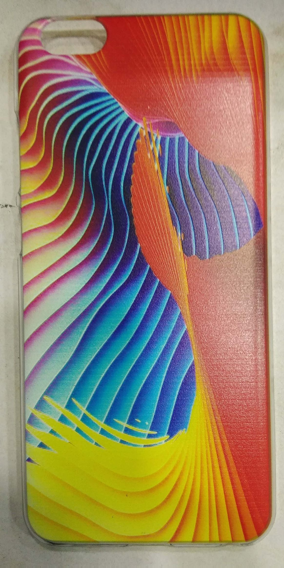 Vivo V5 S Multi Colour Back Cover