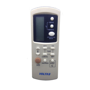 Voltas Compatible Air condition Remote 39* (AC57)