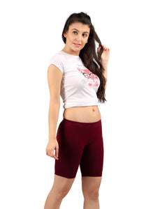 Aswati Ladies Yoga Shorts
