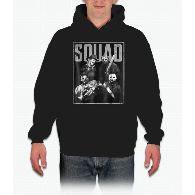 Shop Halloween Squad Horror Gift For T Shirt