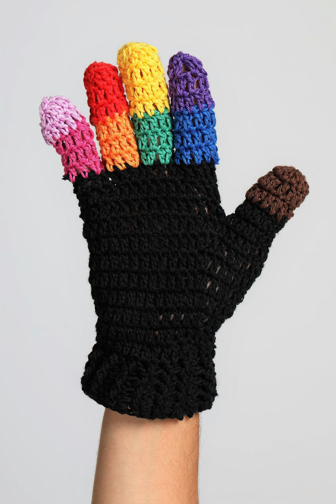 Warmer Gloves.
