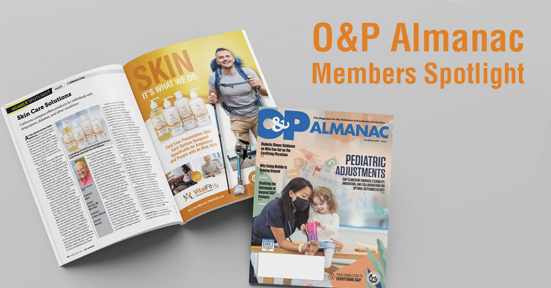 O&P Almanac - Members Spotlight