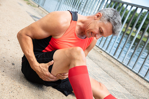 Runner with Skin Chafing
