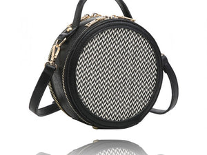 Heather Round Purse- 3 Colours