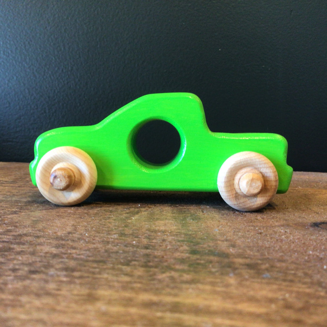 Wooden Cars- Small