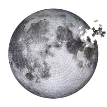 Load image into Gallery viewer, Moon Puzzle- 1000 piece