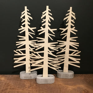 Wooden Trees- Branch