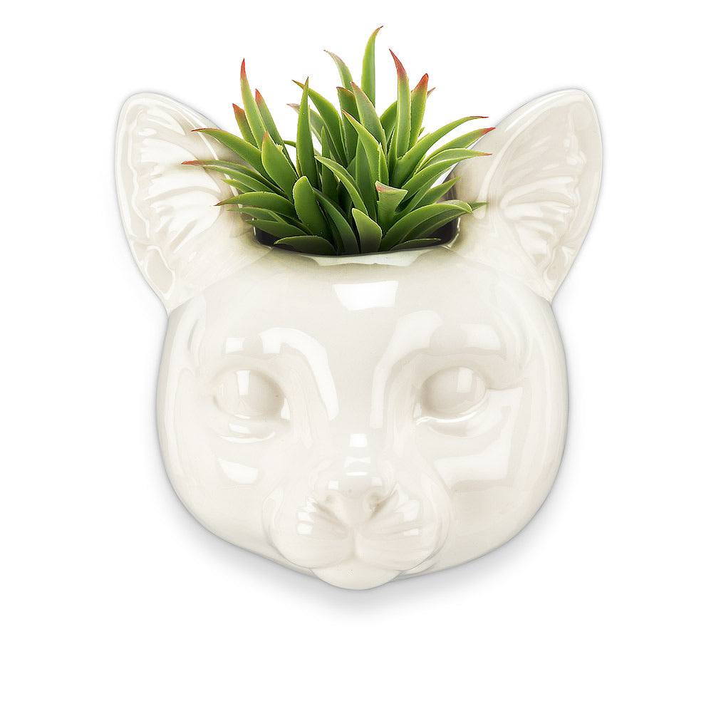 Cat Wall Planter