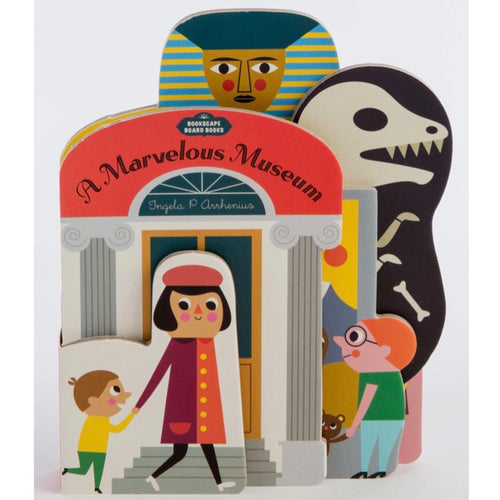 A Marvelous Museum Board Book