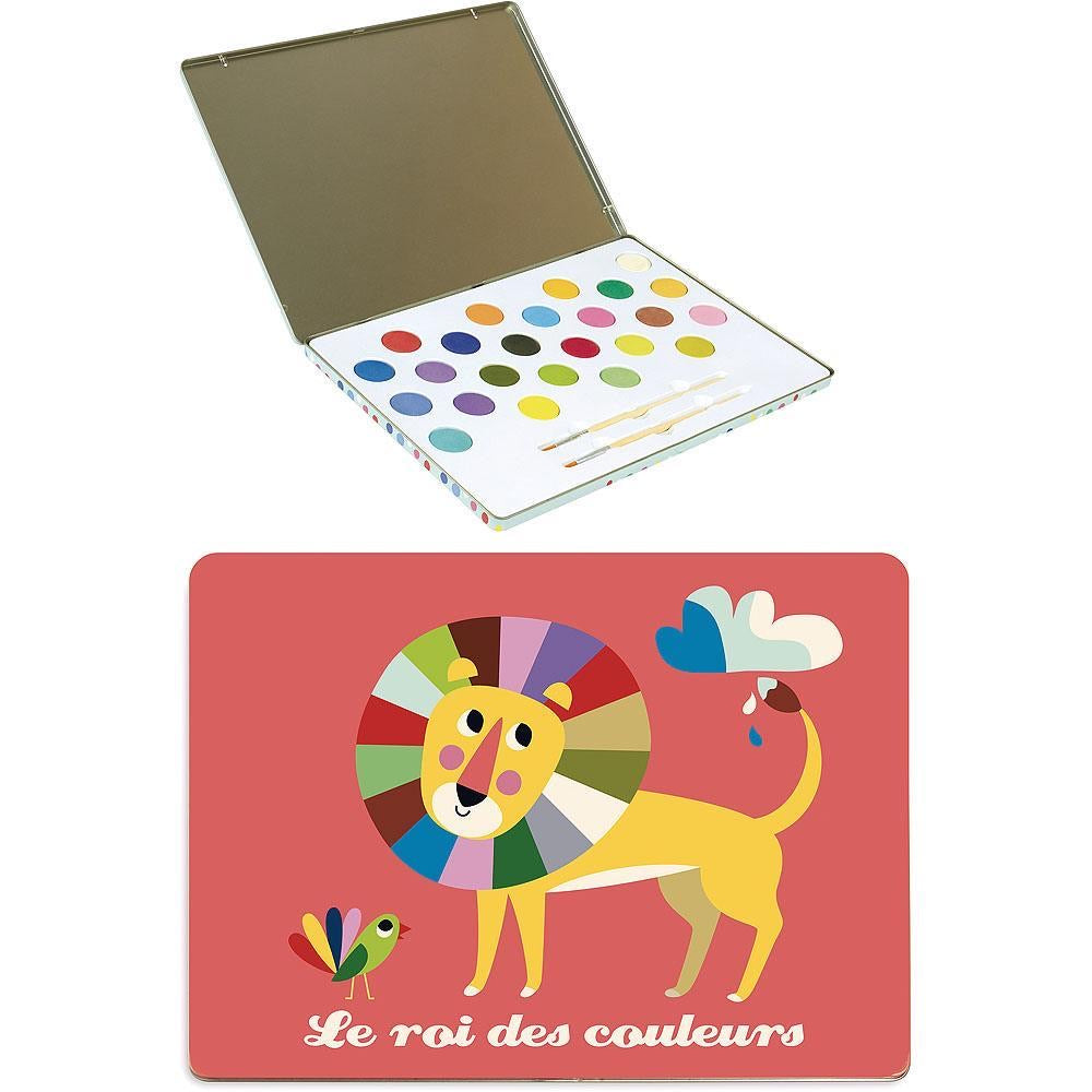 King of Colours Painting Set