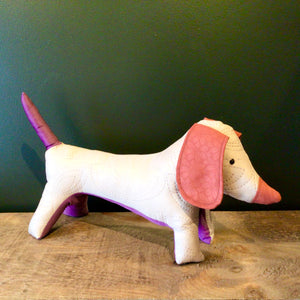 Plush Dachshund- 3 Colours