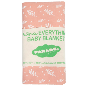 Floral Everything Blanket