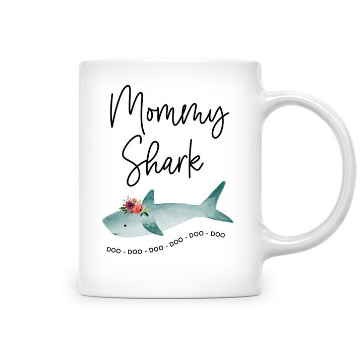 Mommy Shark Mug