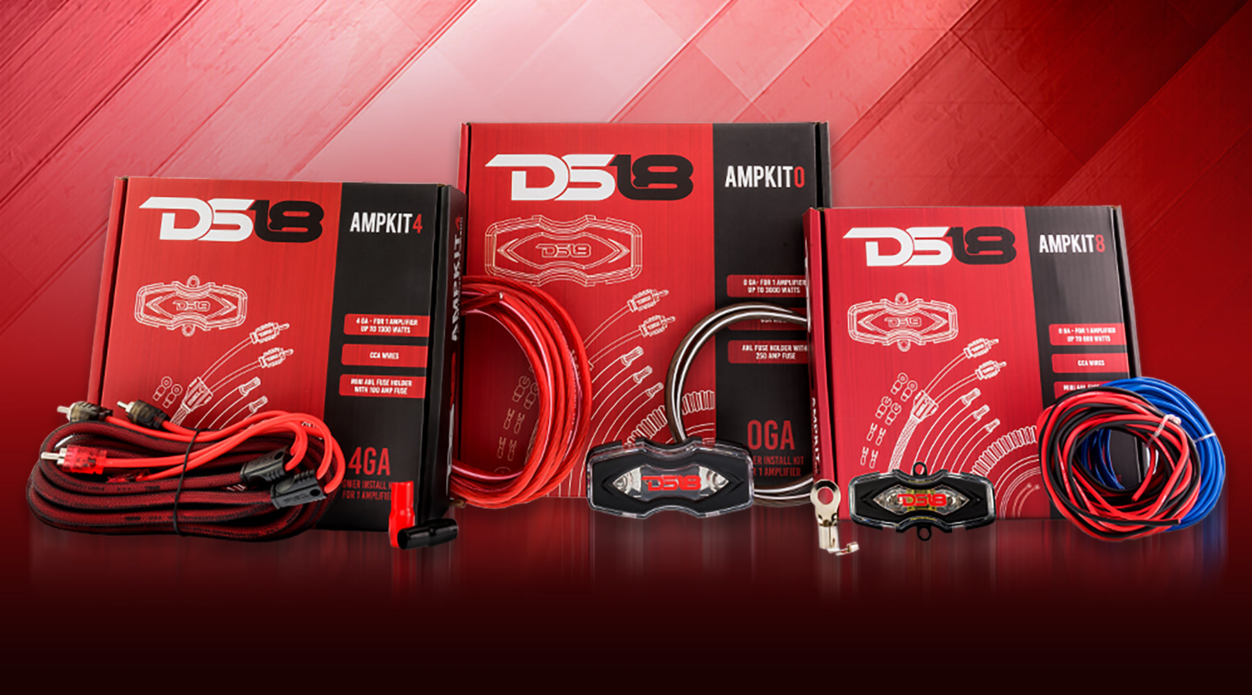 DS18 - Car Audio and DJ Audio Electronics — ds18caraudio