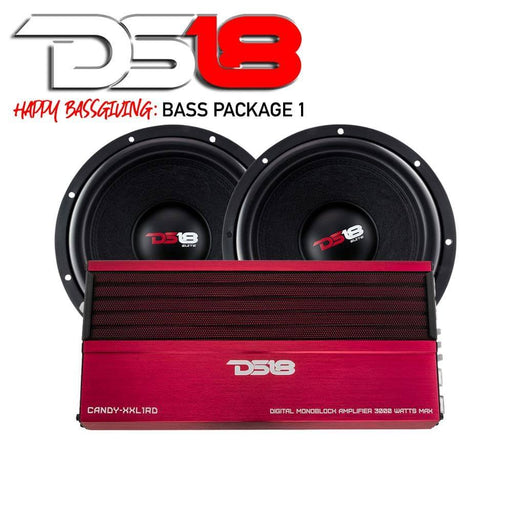 DS18 BASSGIVING COMBO PACKAGE 1