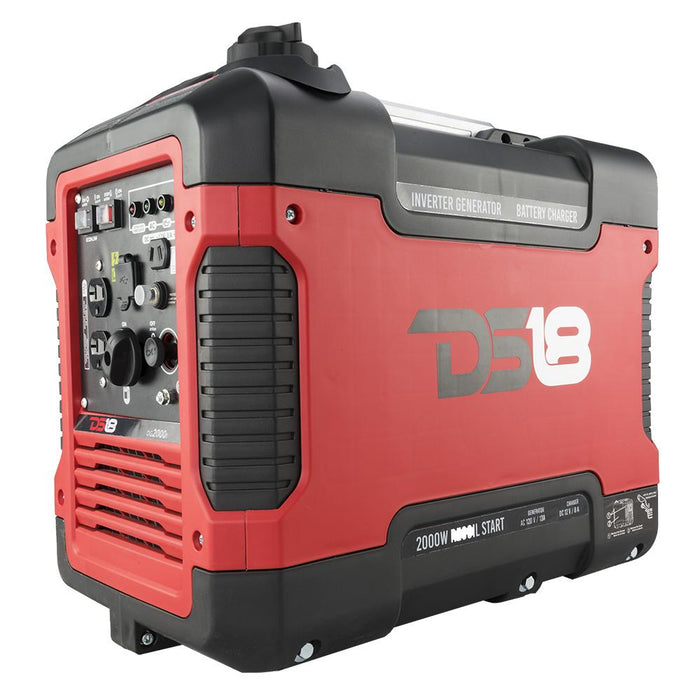 INFINITE 2000W DIGITAL GENERATOR AND BATTERY CHARGER