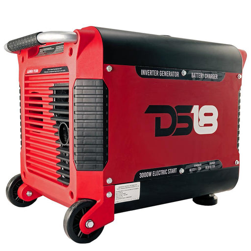 INFINITE 3000W DIGITAL GENERATOR AND BATTERY CHARGER