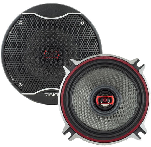"EXL 4"" 3 OHM 2-WAY COAXIAL SPEAKER 340 WATTS WITH FIBER GLASS CONE"
