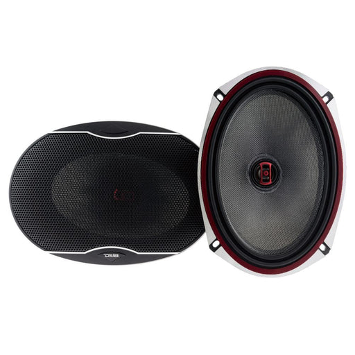 "EXL 6x9"" 3 OHM 2-WAY COAXIAL SPEAKER 560 WATTS WITH FIBER GLASS CONE"