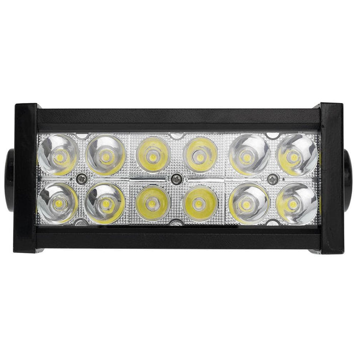 "VISION 7"" DOUBLE ROW LED BAR 36W EPISTAR"