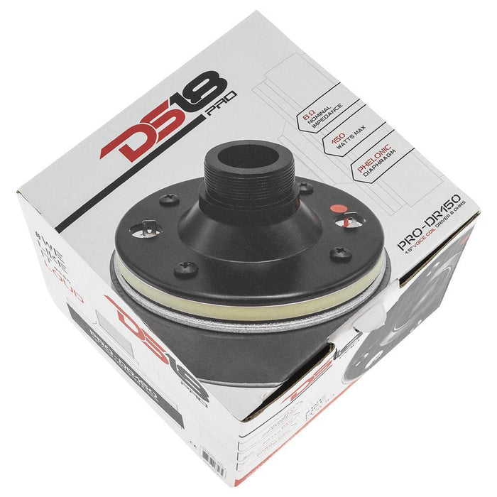 "1.5"" PRO COMPRESSION DRIVER 150 WATTS"