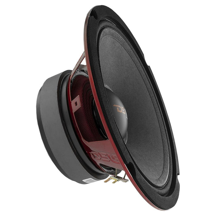 "PRO H SERIES 8"" MIDHIGH LOUDSPEAKER 8 OHM 550 WATTS EDGE CONE"