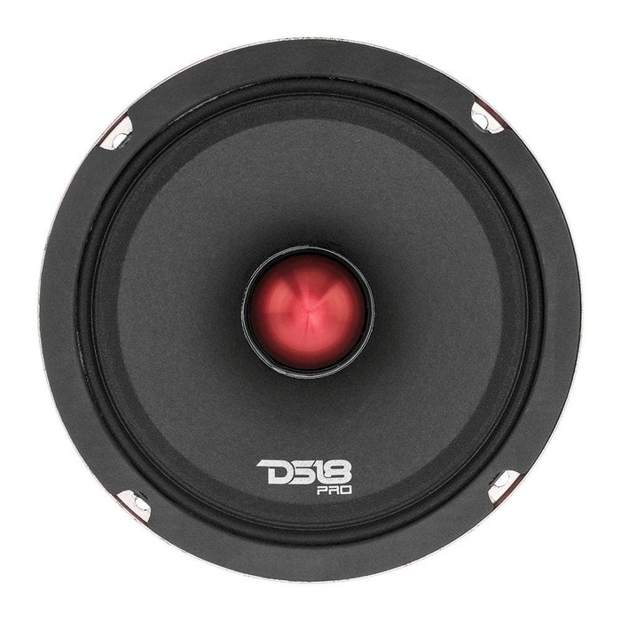 "PRO H SERIES 6.5"" MIDHIGH LOUDSPEAKER WITH BULLET 4 OHM 500 WATTS EDGE CONE"