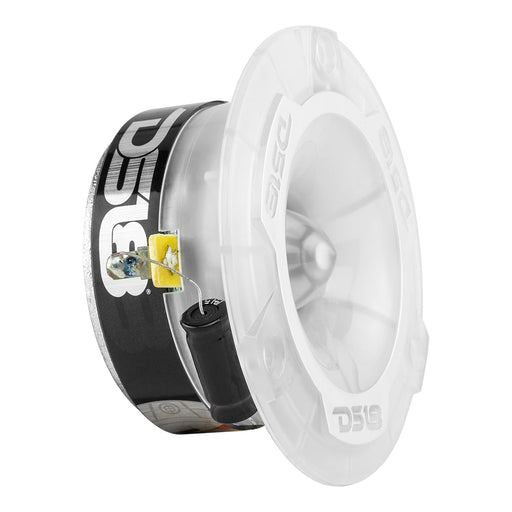 "DS18 RGB PRO-TW1L 1"" PRO ALUMINUM SUPER BULLET TWEETER VC 300 WATTS WITH BUILT IN CROSSOVER  (PAIR )"