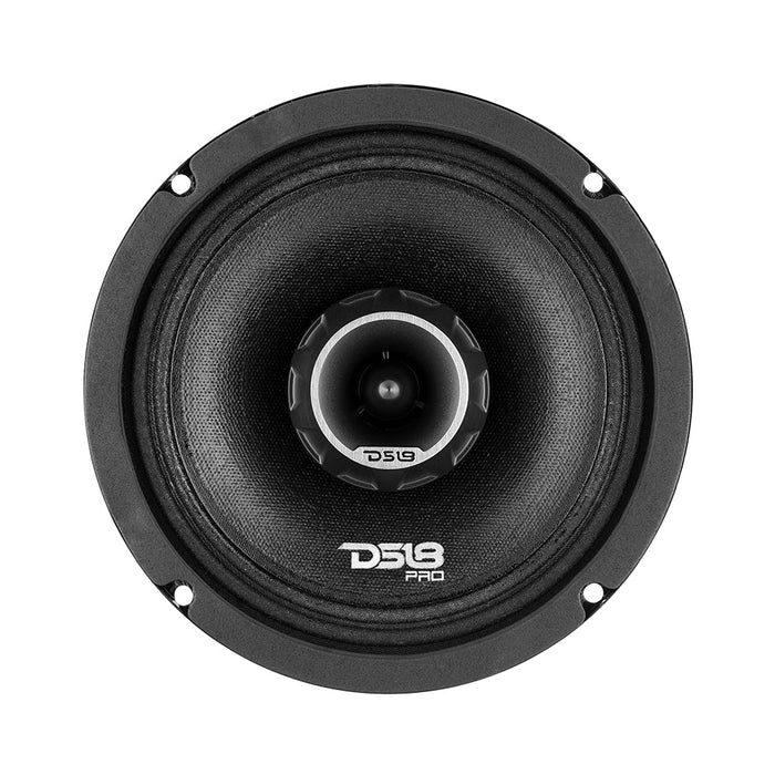 "PRO-ZT6 PRO 6.5"" 2-WAY MIDRANGE WITH BUILT IN BULLET TWEETER 225 RMS"