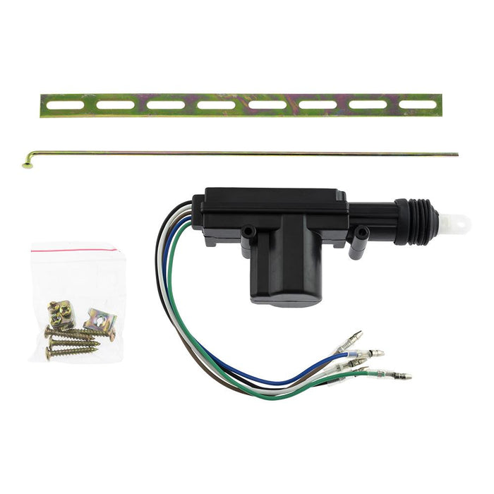 CENTRAL LOCK ACTUATOR FIVE WIRES