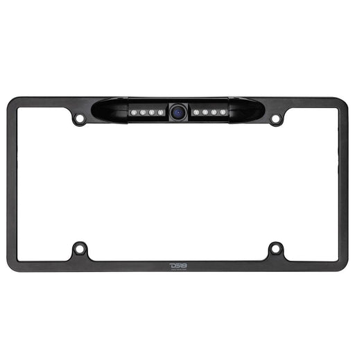 LICENSE PLATE BACKUP CAMERA WITH NIGHT VISION