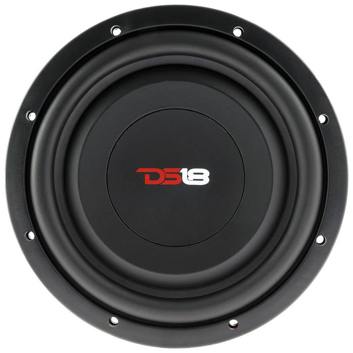 "10"" SHALLOW MOUNT SUBWOOFER 4 OHM 1000 WATTS SVC"
