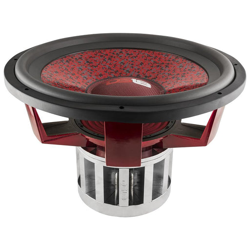 "TROUBLEMAKER SERIES 18"" NEO SPL SUBWOOFER DUAL 1 OHM"