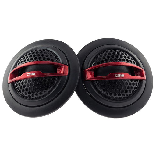 "DS18 TWC 1"" SILK DOME TWEETER 60 WATTS NEODYMIUM TWEETERS (PAIR)"