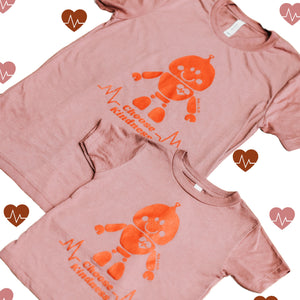 Kindness Bot Toddler Tee