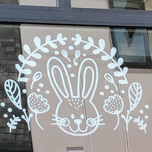 Window Cling - Easter/Spring