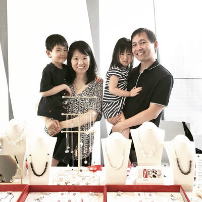 Yen Chee: Authentic Artist and Driven Entrepreneur