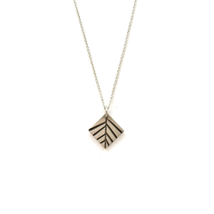 Mini Palm Necklace