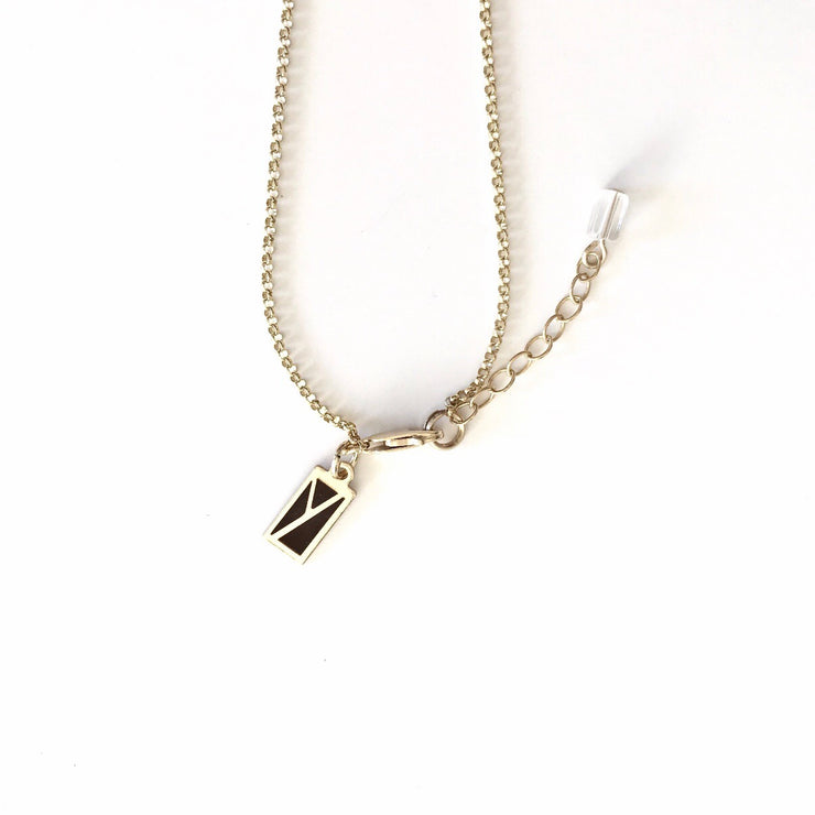 *NEW* Mini Abstract Tube Necklace